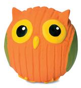 Hugglehound Poppy the Owl Ruff-Tex Ball