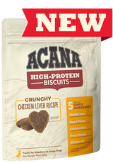 Acana High-Protein Crunchy Biscuits