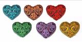 Goli Chimey Heart Assorted