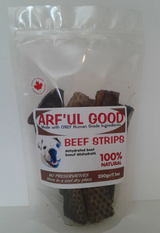 Arf'ul Good Beef Strips 200 Grams