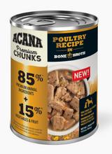 Acana Premium Chunks Wet Dog Food Can