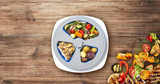 How The Plate Method For Diabetes Is Effective + 3 Benefits