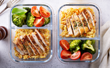 4 Clean Eating Lunch Ideas + Healthy Food Suggestions