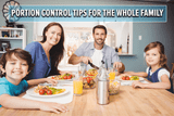 10 Effective Portion Control Tips For The Whole Family