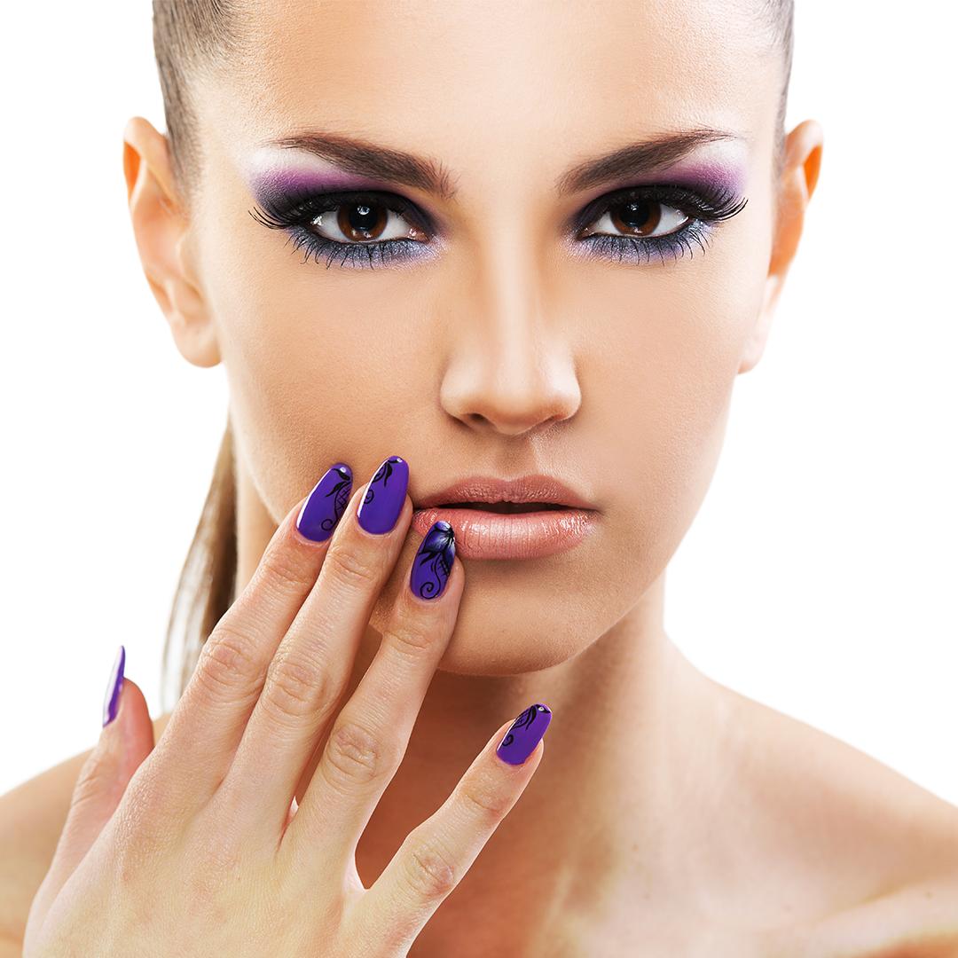 Biotin nail health