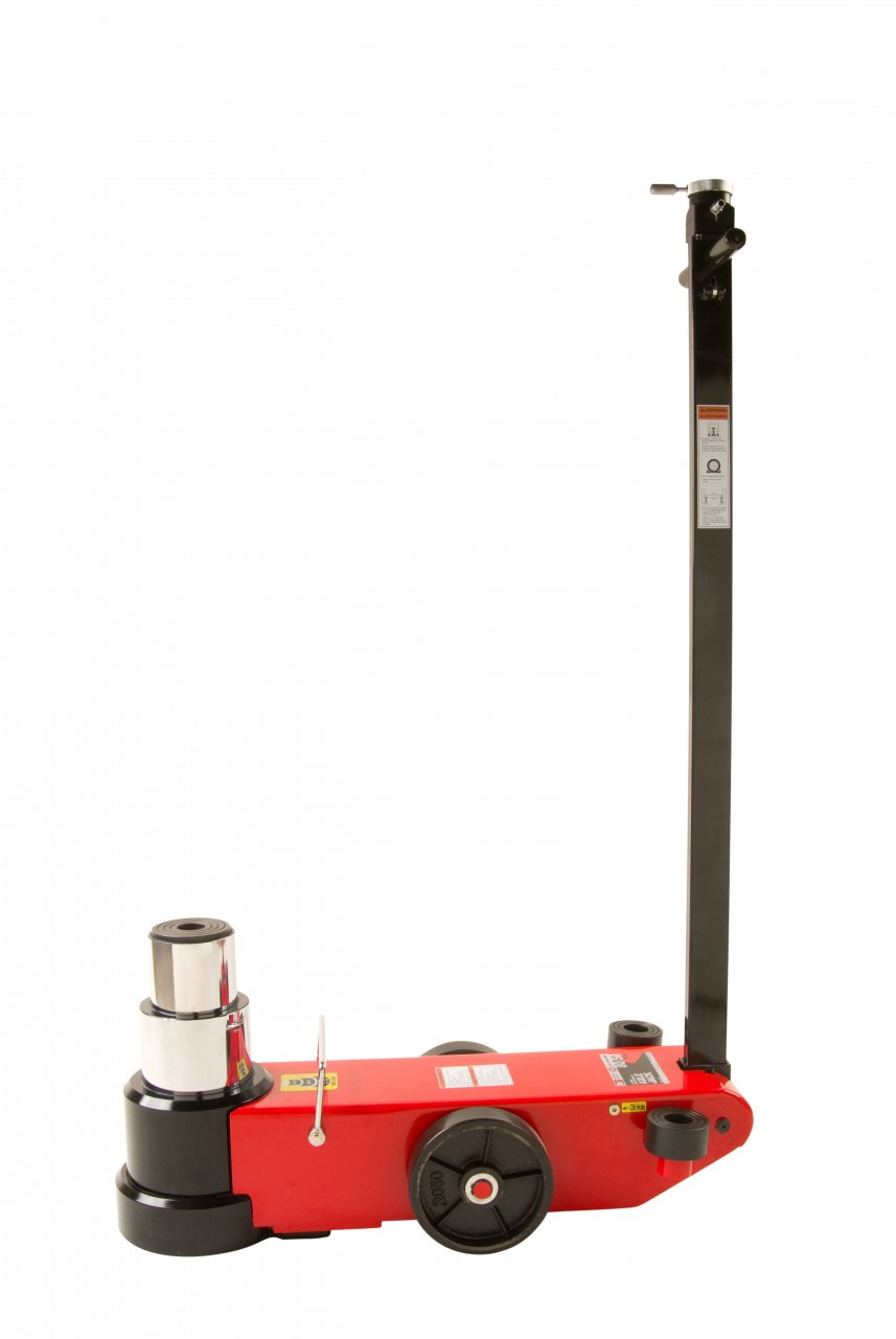 AFF 549SD 80 / 50 Ton 2 Stage Air / Hydraulic Axle Jack