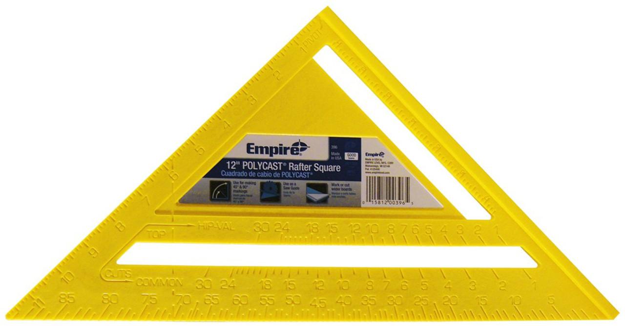 Empire 3990 12-Inch Heavy-Duty Magnum Rafter Square Empire Level