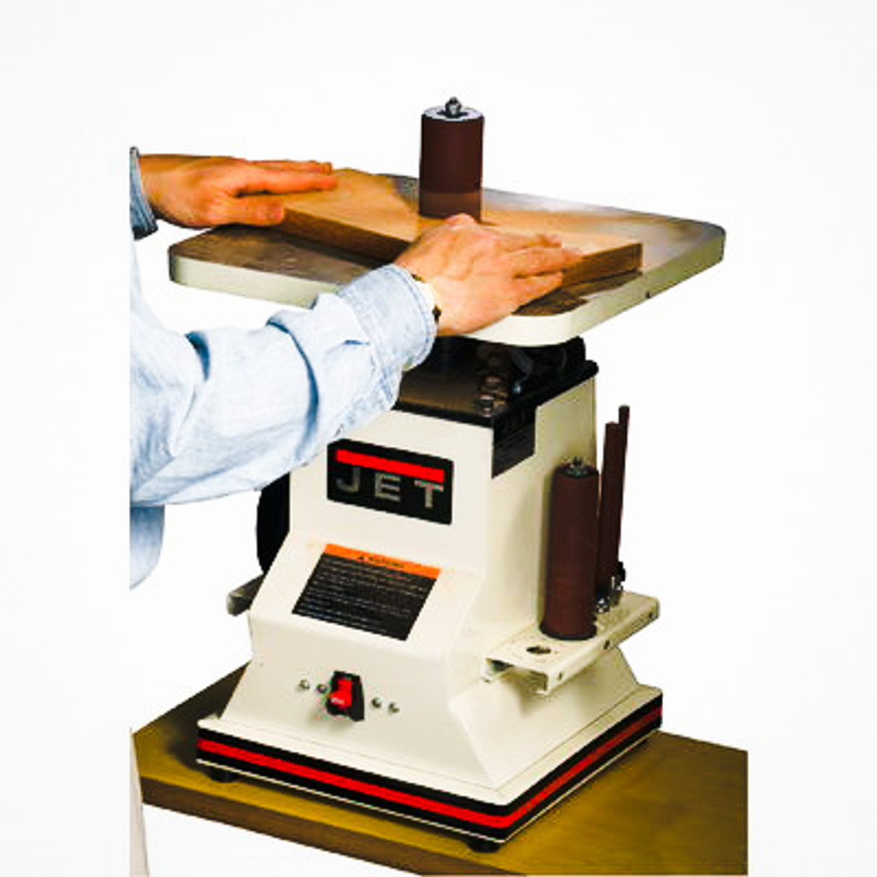 Jet JBOS-5 main spindle current machines