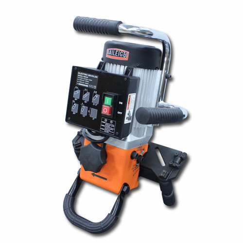 Baileigh CM-060PR Electric Plate and Pipe Beveler is known for having some of the best plate beveling machines.