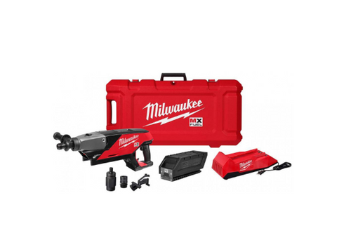 Milwaukee MXF301-2CP MX Fuel  Handheld Core Drill With Two Batteries