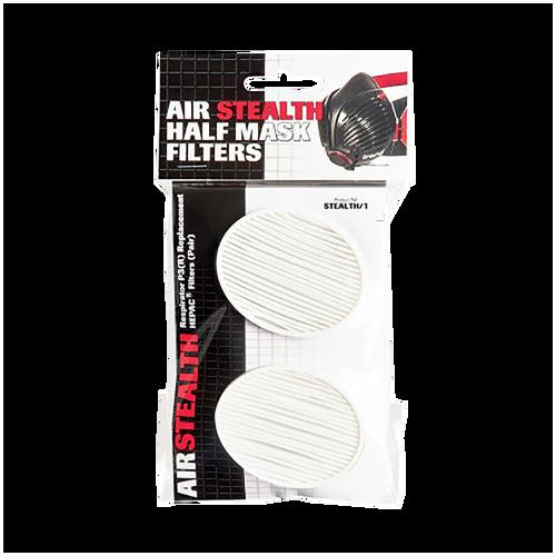 Trend U-Stealth/1 Air Stealth Half Mask Filters
