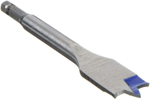 Irwin 88809 Spade Bit 8/16 In Depth, 6 In Long, 1/4 In Shank