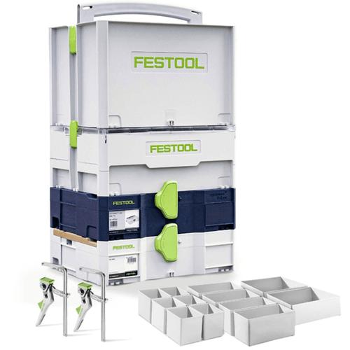 Festool 576913 Limited Edition Systainer Installer's Set