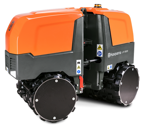 Husqvarna LP 9505 Articulated Remote controlled Trench Compactor