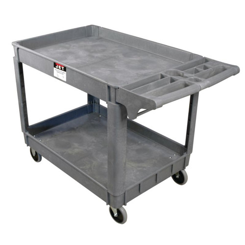 JET 140018 PUC-3117 Resin Utility Cart 140018