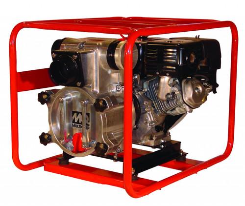 Multiquip QPT3H Trash Pump 7.9HP Honda