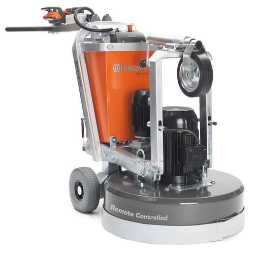 Husqvarna PG 820 RC Remote Control Concrete grinder,17 HP