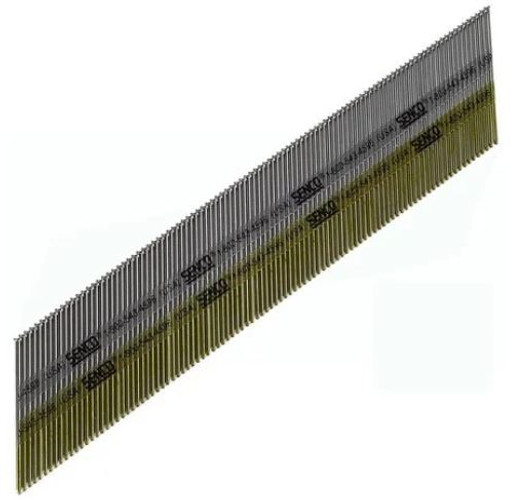 Senco A301750 15 Gauge 1.75in Bright Basic Finish Nail, 700