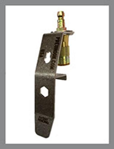 Pneuhook 1005 1/4in T Plug-Coupler Profile