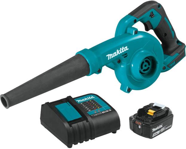 Makita XBU05ST1 18V X2 LXT Li-Ion Cordless Blower Kit