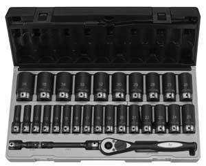 "Performance Tool M870 1//2/"" Dr 20MM Deep Impact Socket"