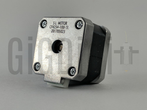 Stepper Motor - Extruder - MP Select Mini V2 - (10 Ohms*)