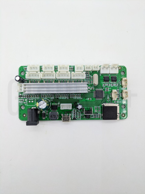 "Mainboard for the MP Mini Delta - Normal or ""Quiet"""