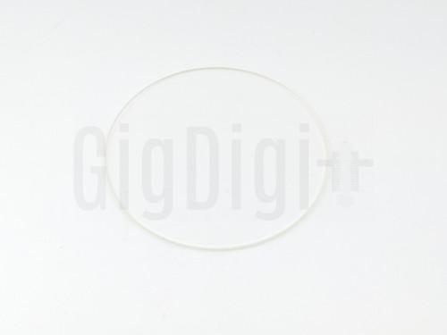 Borosilicate Glass Bed - 120mm x 3mm - MP Mini Delta