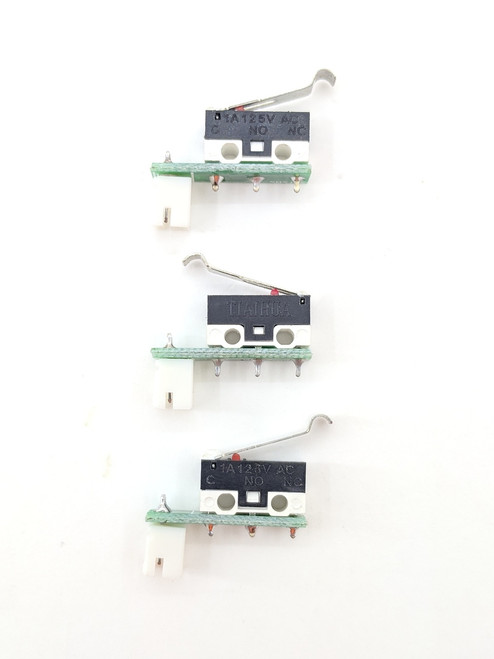 Endstop Set - X, Y, Z - MP Select Mini V1, V2, and Pro/V3
