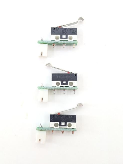 Endstop Set - X, Y, Z for MP Select Mini V1, V2, and Pro/V3