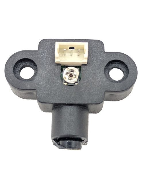 Front of inductive sensor