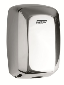 Saniflow Machflow hand dryer information and reviews