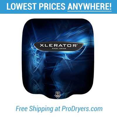 Xlerator Hand Dryer, Acceerator Hand Dryer, Hand Dryer Reviews