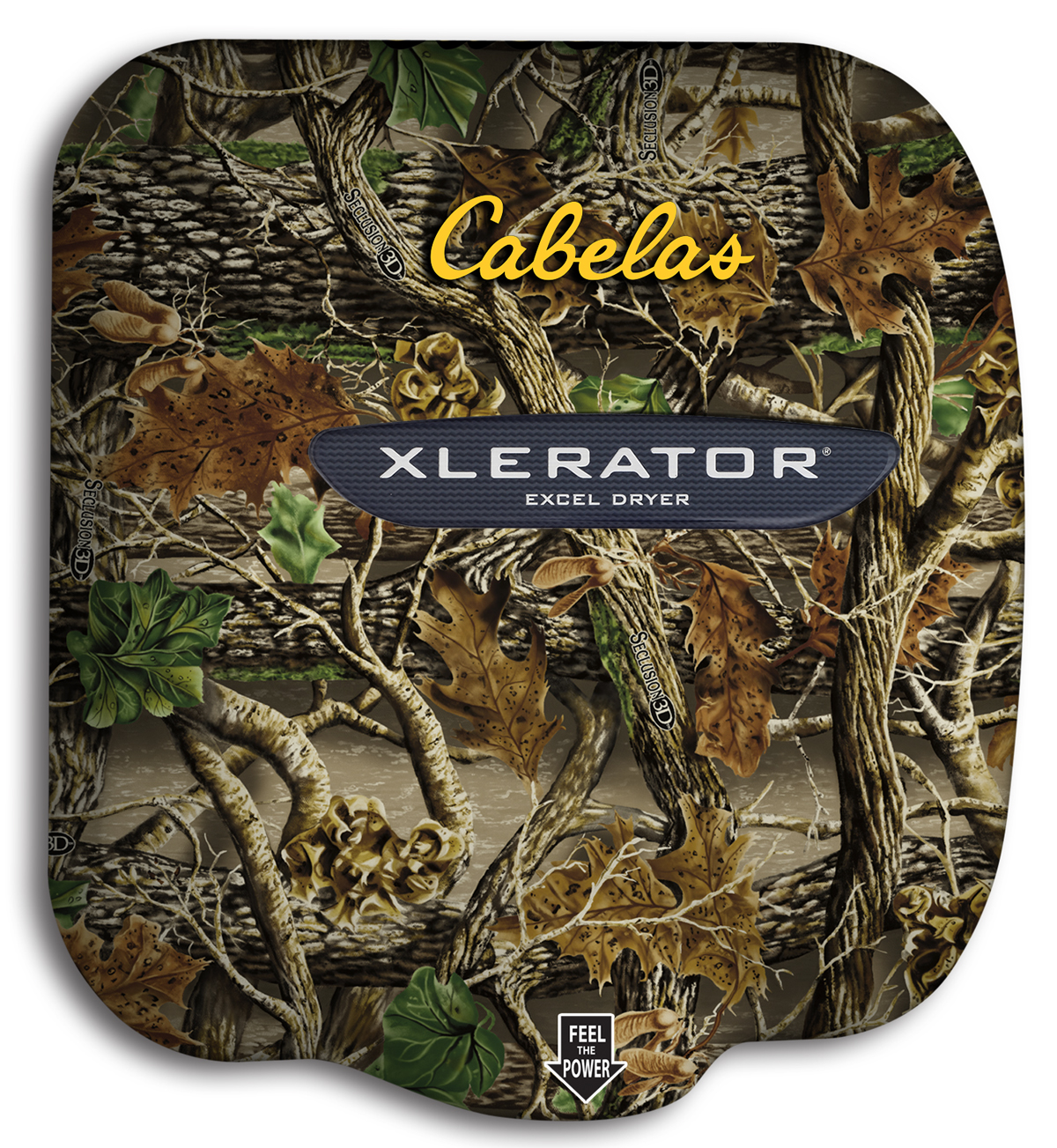 Xlerator Hand Dryer Custom Cover