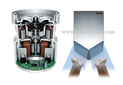 Dyson Airblade V Motor