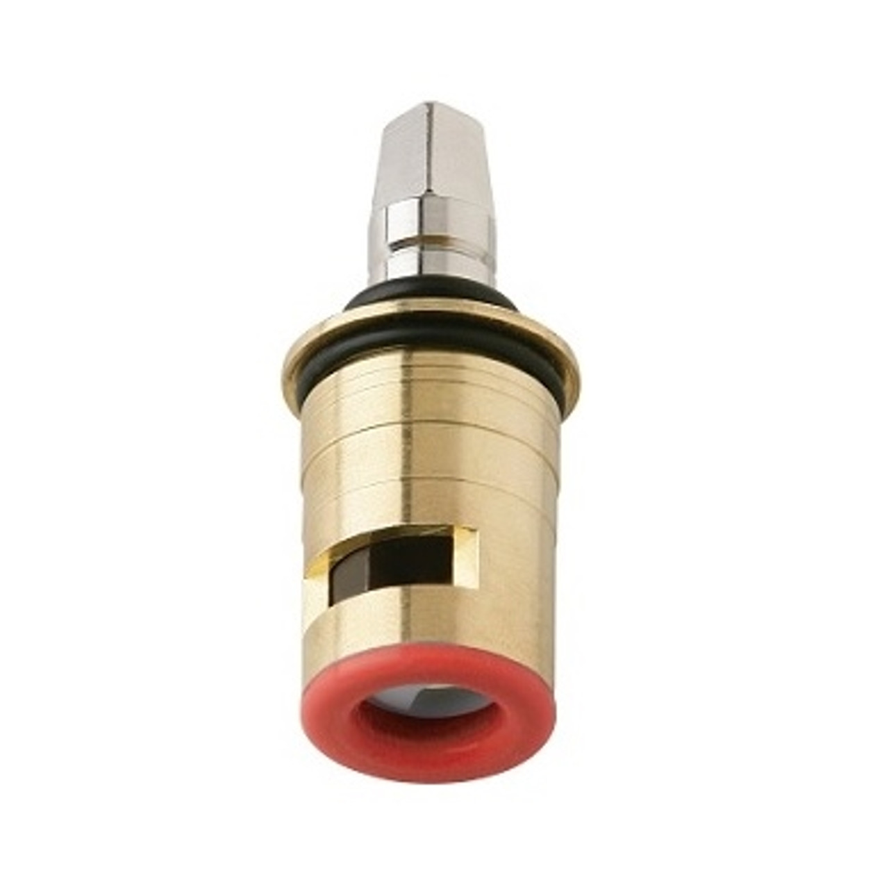 Chicago Faucets 1 100xkbl12jkabnf Chicago Faucets Part Left Hand Ceramic 1 4 Turn Operating Cartridge Short Stem For Exposed Caps Qty Pack Only