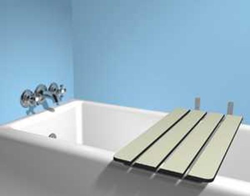 Asi 8358 1 Fold Up Bath Tub Seat For Back Wall Grab Bar Clearance