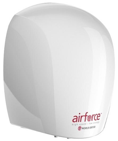 World Dryer J 974 Airforce White Hand Dryer 110 120 Volt