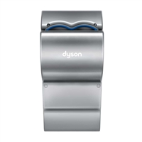 Dyson AB14-G Airblade dB Hand Dryer, 110-120V, Polycarbonate ABS, Energy Efficient Hand Dryer, Grey, 50% Quieter than AB04