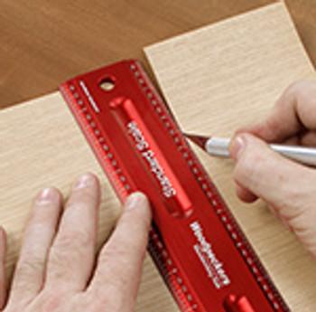 Woodpeckers | Woodworking Rule 600mm (WWR600)