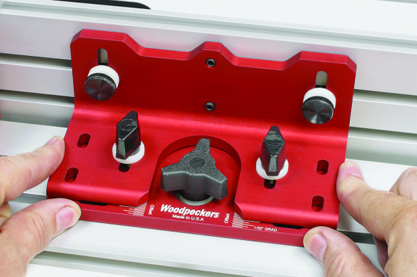 Woodpeckers   Basic Router Package (PRP-BASIC-AI7518)