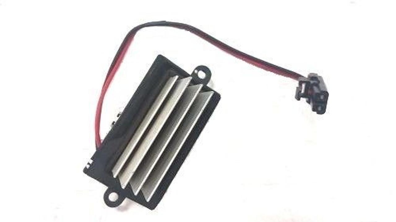 2007 saab 9-5 blower motor resistor