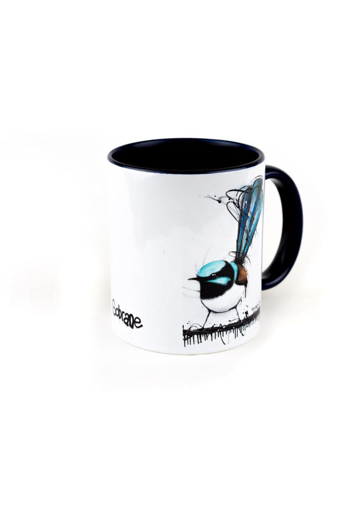 Superb Fairy Wren Mug