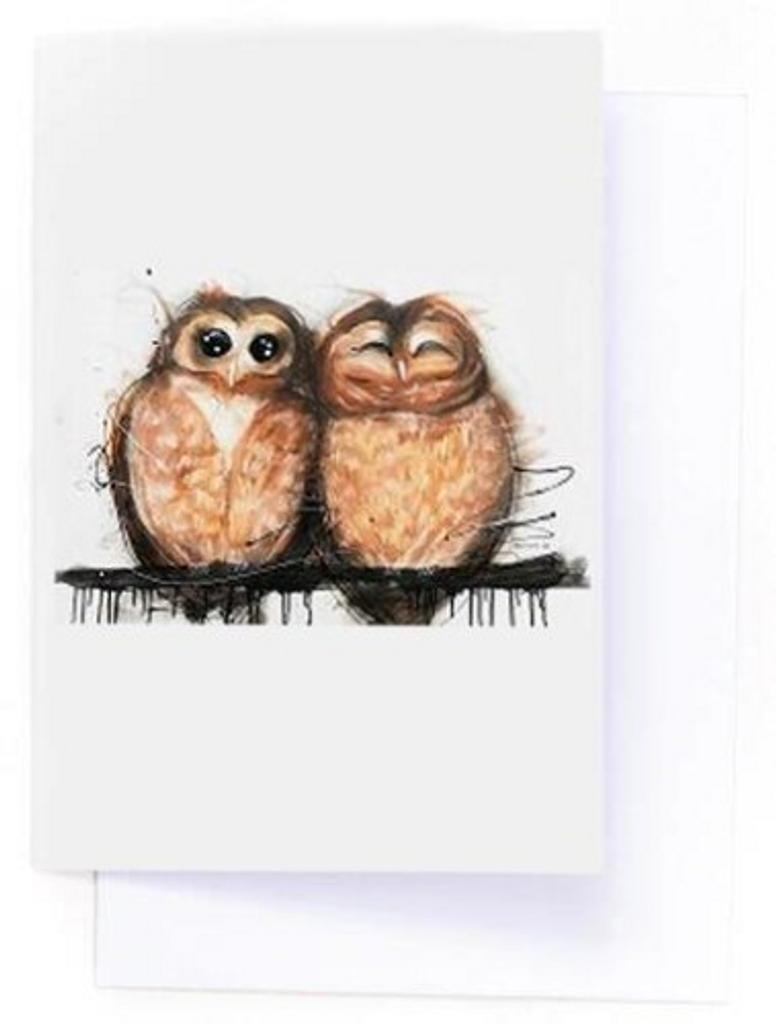 American Owl Card