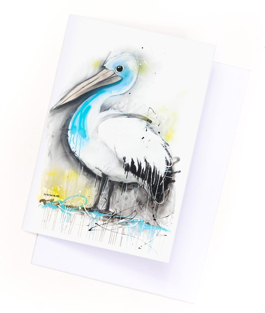Pelican A Card