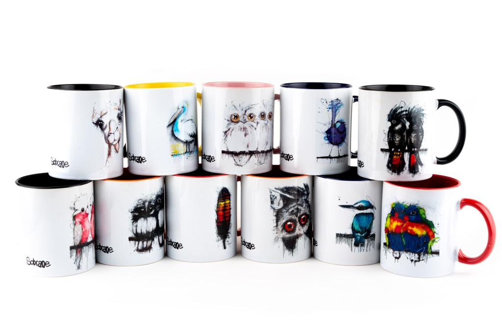 Buy 5 of any mug for $100!