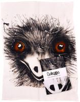 Emu Tea Towel