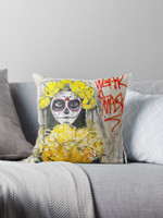 Wear a Mask Cushion