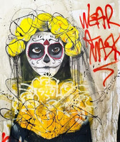Wear a Mask Limited Edition Print