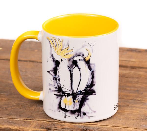 Sulphur Crested Cockatoo Mug